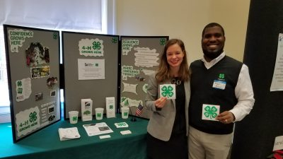 4-H Agents Caitlin Verdu and Reggie Morris lead this youth development program in Arlington and Alexandria respectively! Questions about the program? You can reach them at cverdu@vt.edu and rbmorris@vt.edu